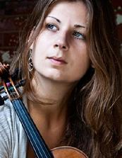 Mari Black, faculty member, Jink & Diddle Scottish Fiddle School